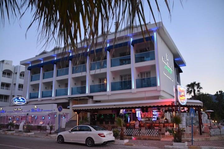 Hotel Devamli in Icmeler, Dalaman, Turkey