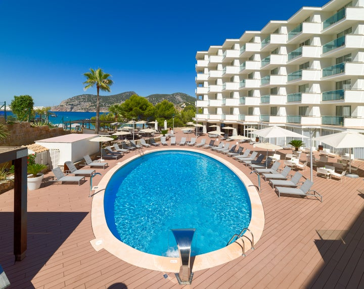 H10 Blue Mar in Camp de Mar, Majorca, Balearic Islands