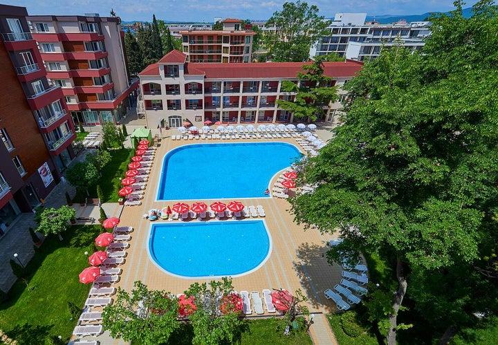 Zornica Residence in Sunny Beach, Bulgaria