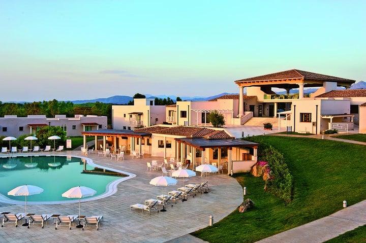Grande Baia Resort in San Teodoro, Sardinia, Italy