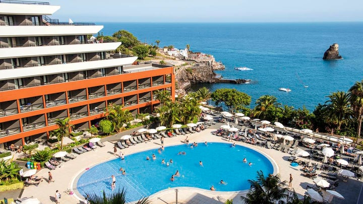 Enotel Lido Madeira in Funchal, Madeira, Portugal