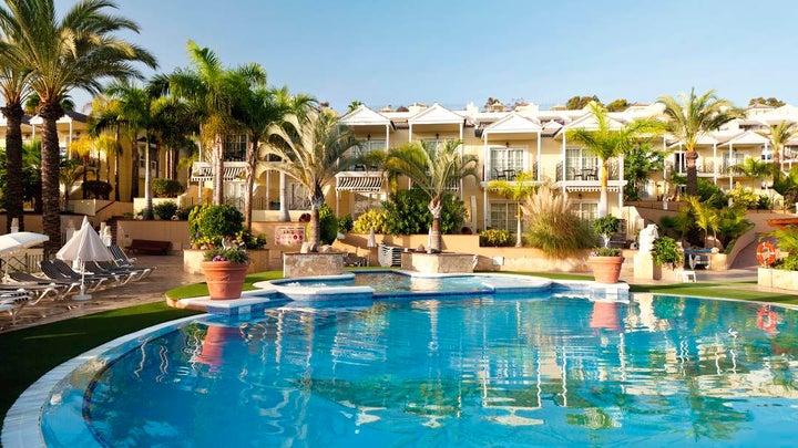 Gran Oasis Resort in Playa de las Americas, Tenerife, Canary Islands