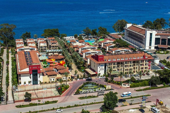Crystal Aura Beach Resort And Spa Image 3