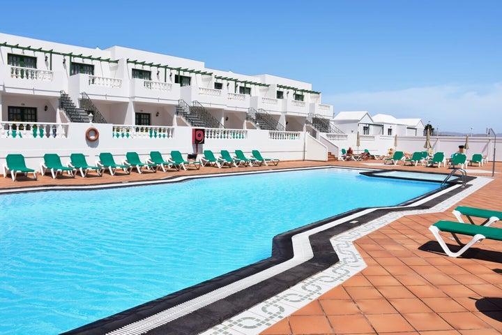 Tisalaya Apartments in Puerto del Carmen, Lanzarote, Canary Islands