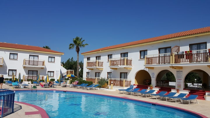 Cosmelenia Hotel Apartments in Ayia Napa, Cyprus
