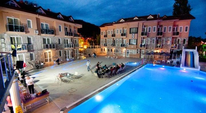 Flora Palm Hotel in Olu Deniz, Dalaman, Turkey
