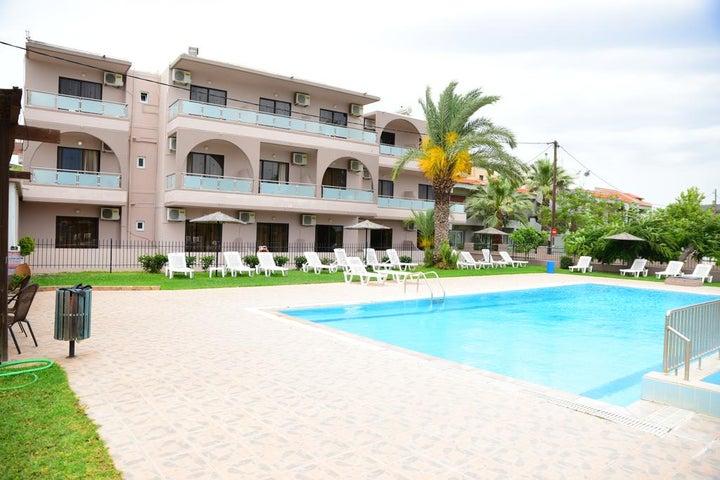 Rose Hotel Faliraki in Faliraki, Rhodes, Greek Islands