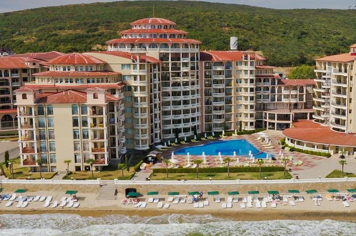 Andalucia Beach in Elenite, Bulgaria
