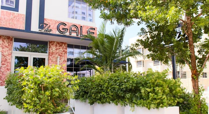 Gale South Beach Hotel in Miami Beach, Florida, USA