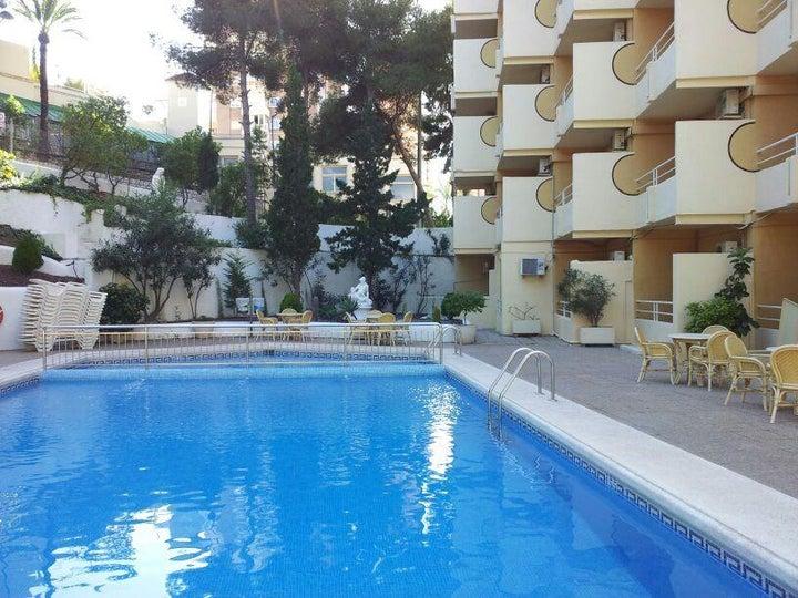 Blue Sea Calas Marina Hotel in Benidorm, Costa Blanca, Spain