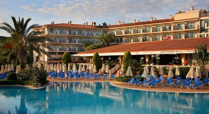 Valentin Son Bou Hotel & Apartments in Son Bou, Menorca, Balearic Islands