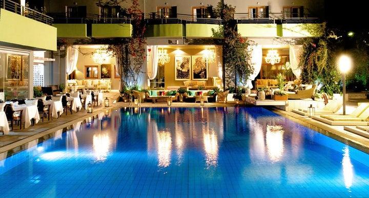 La Piscine Art Hotel Tripadvisor