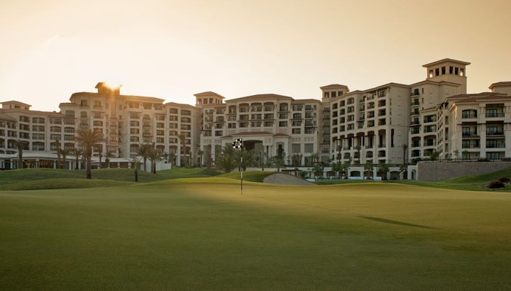 The St. Regis Saadiyat Island Resort in Abu Dhabi, Abu Dhabi, United Arab Emirates