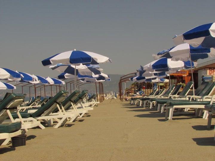 Gold Twins Beach Suit Image 7