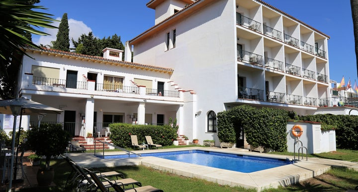 Hotel Arcos De Montemar In Torremolinos Spain Holidays