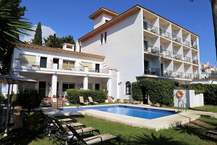 Hotel Arcos De Montemar in Torremolinos, Costa del Sol, Spain