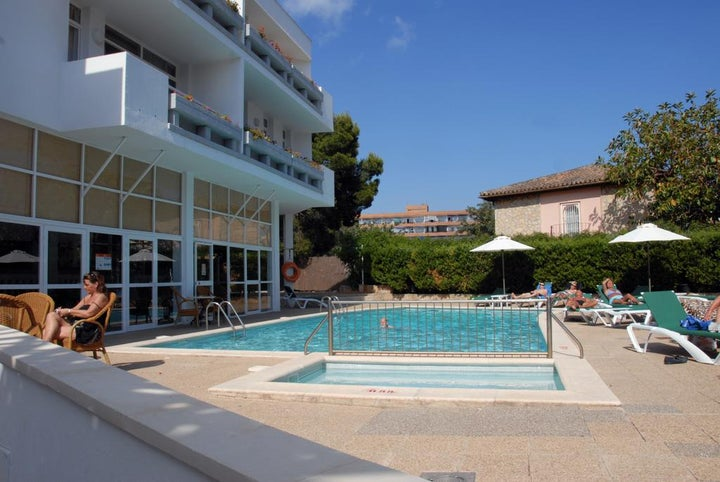 Apartments Marthas in Palma Nova, Majorca, Balearic Islands