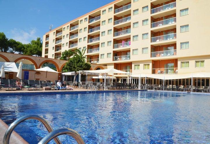 Azuline Hotel Atlantic in Es Cana, Ibiza, Balearic Islands