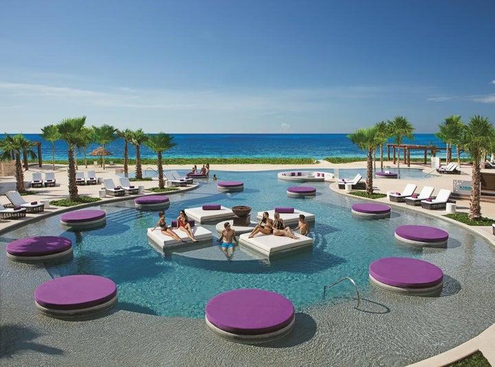 Breathless Riviera Cancun Resort in Puerto Morelos, Mexico