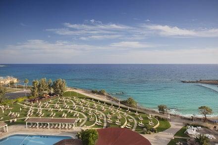 Capo Bay Hotel in Protaras, Cyprus
