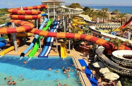Long Beach Resort In Alanya Turkey Holidays From 321pp Loveholidays