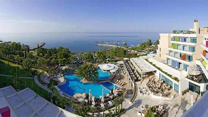 Mediterranean Beach Hotel in Limassol, Cyprus