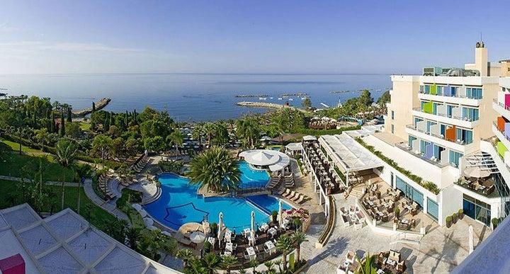 Mediterranean Beach Hotel Limassol Reviews