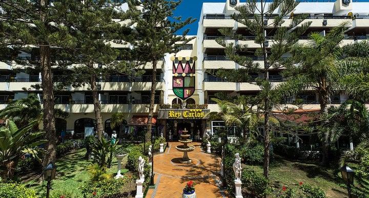 Playa Del Ingles Rey Carlos Hotel