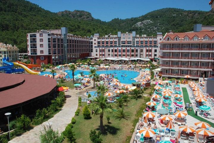 Green Nature Resort & Spa in Marmaris, Dalaman, Turkey