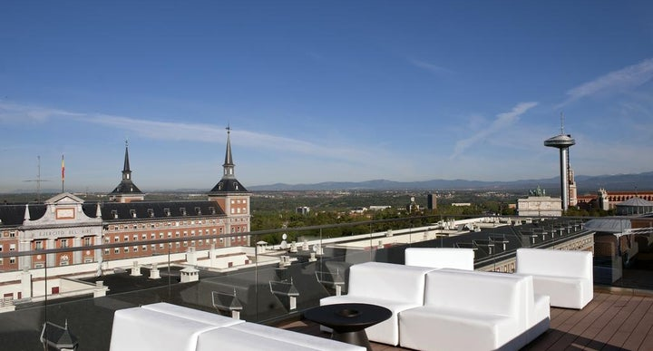 Exe moncloa in madrid spain holidays from 312pp loveholidays - Exe central madrid ...