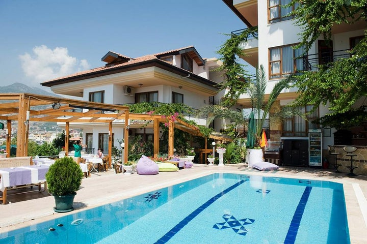 Villa Sonata in Alanya, Antalya, Turkey