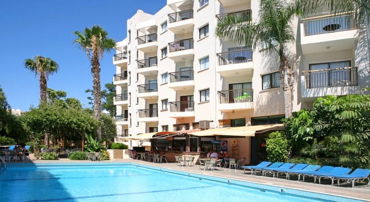 Alva Hotel Apartments in Protaras, Cyprus