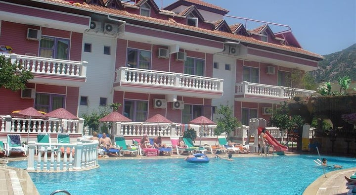 Bahar Apartments in Icmeler, Dalaman, Turkey