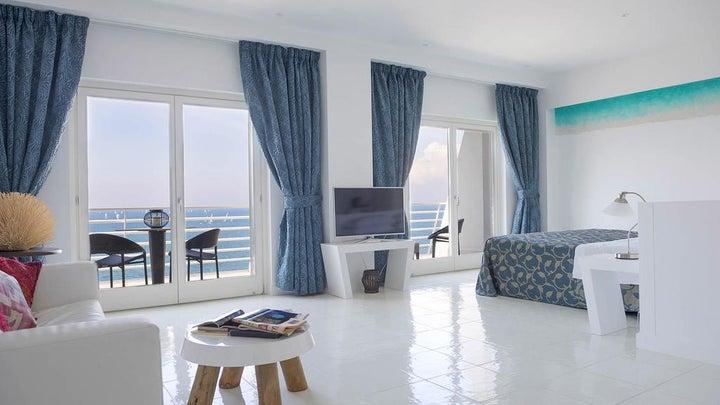 Hotel Miramare Stabia in Sorrento, Neapolitan Riviera, Italy