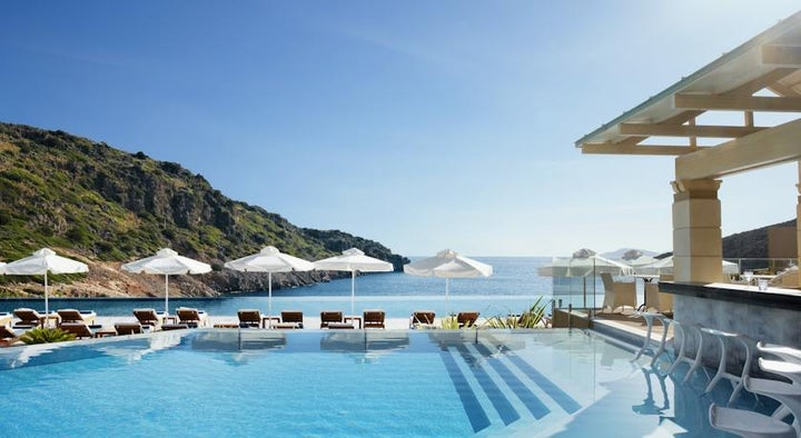 Daios Cove Luxury Resort and Villas Image 1
