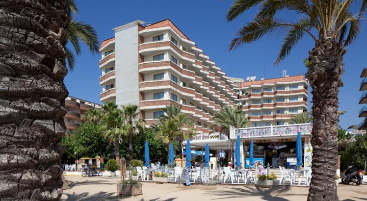 H.TOP Royal Sun Hotel in Santa Susanna, Costa Brava, Spain
