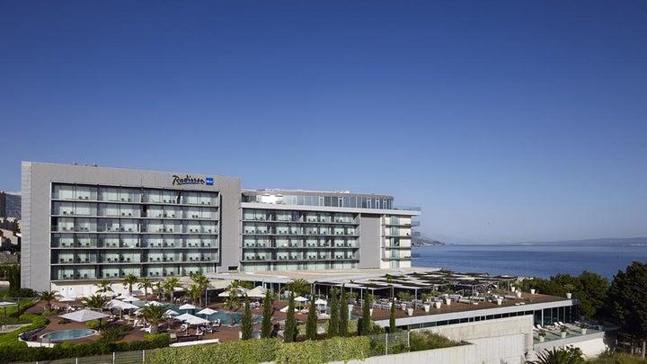 Radisson Blu Split in Split, Central Dalmatia, Croatia