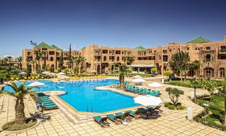 Palm Plaza Hôtel & Spa in Marrakech, Morocco