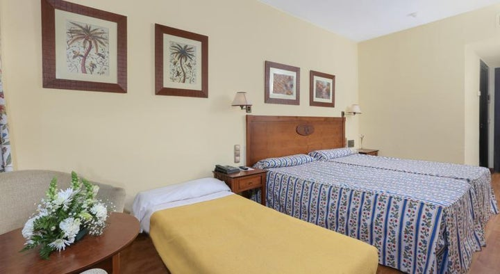 Gran Hotel Blue Sea Cervantes Image 5