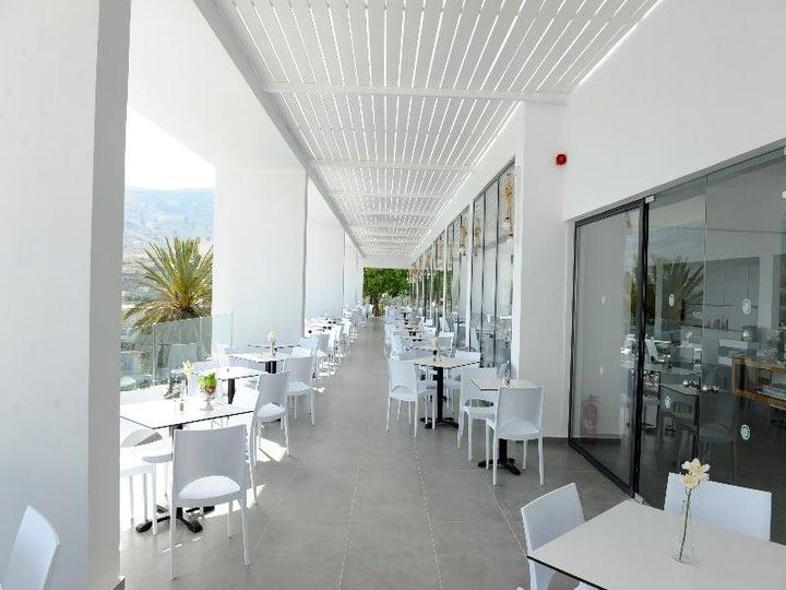 Ellia Hotel in Lardos, Rhodes, Greek Islands
