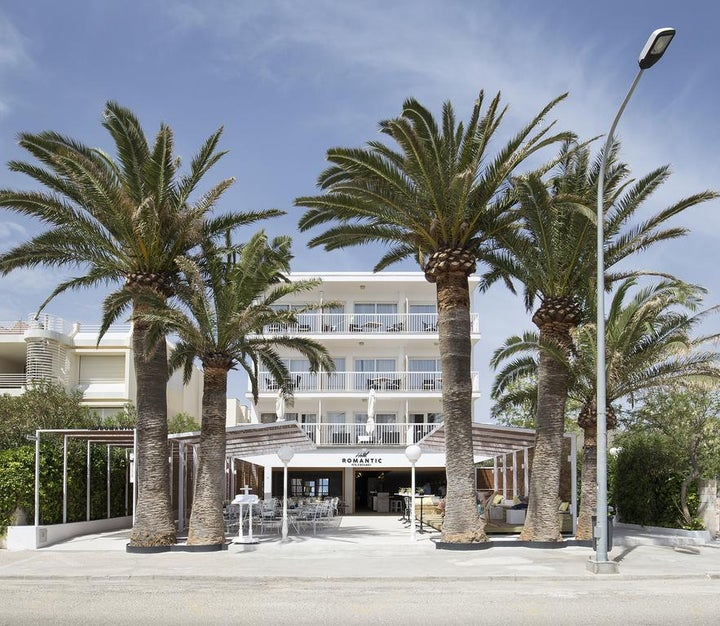 Hotel Romantic (Adult Only) in Puerto Pollensa, Majorca, Balearic Islands