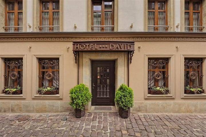David Boutique Hotel in Krakow, Lesser Poland, Poland