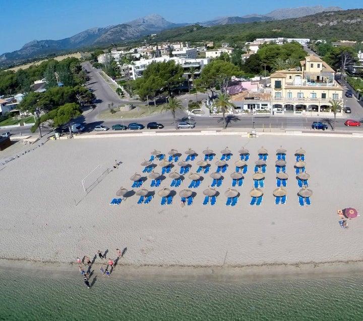 Galeon Suites Hotel in Puerto Pollensa, Majorca, Balearic Islands