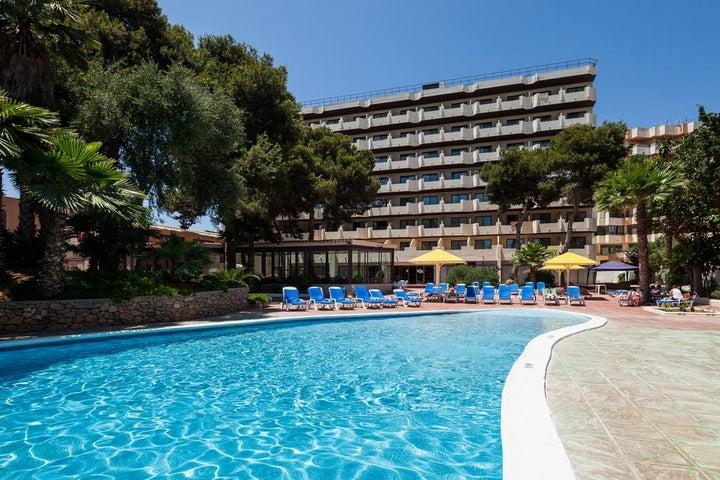 Can Bossa Hotel Club in Playa d'en Bossa, Ibiza, Balearic Islands