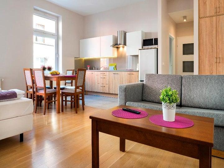 Emaus Apartments in Krakow, Lesser Poland, Poland