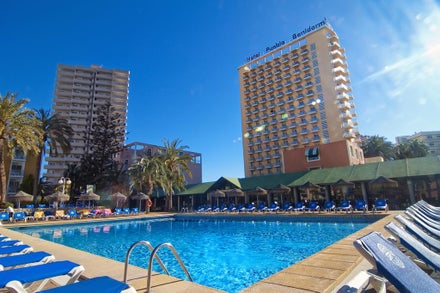Norwich Airport holidays to Benidorm